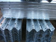 Hot dipped galvanized highway guardrail with high quality