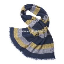 Fabrik direkt in der Inneren Mongolei Wolle Plaid Schal SWI0050 gut gestaltete Dame Herbst Winter Falten Schal
