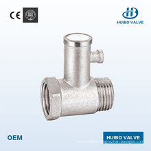 Brass Safety Valve 1/2′′ Inch with High Quality