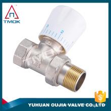 Buena calidad de control de agua Válvula de control de temperatura