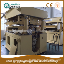 HPL sanding machine/ double sided HPL sander with polishing