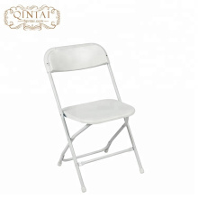 Commercial quality wedding party event plastic folding plastic chairs