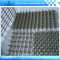 Kräuselte Mesh-Quadrat-Maschendraht für den Bau