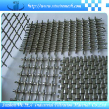 Гофрированные сетки квадрата ячеистой сети для конструкции