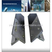 Carril guía de elevador de alta velocidad T89 - B carril de guía lineal de bajo precio
