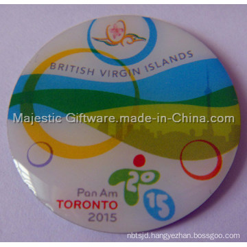 Custom Offset Printing Lapel Pin