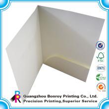 Handgemachte Papier Pappe dekorative Datei Ordner