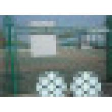 Superior Qualität Edelstahl Kette Link Zaun mit niedrigeren Preis