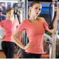 Sport & Fitness Clothing Women T-Shirt Quick Sweat