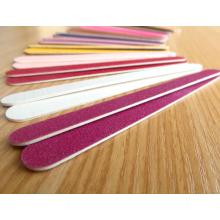 Disposable nail file set