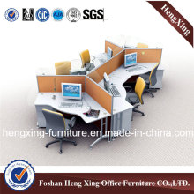 Modern Design Office Cubicle Workstation for 6 Persons (HX-4PT073)