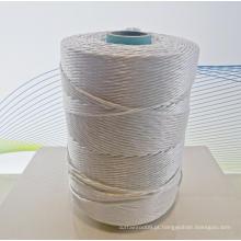 Linhas de costura Fio de poliéster torcido de alta tenacidade
