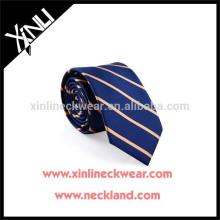 Noeud parfait tissé à la main de polyester 100% tissé bon marché cravates