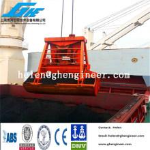 Drahtlose Fernbedienung hydraulische Greifer 0,5cbm - 16cbm für Schüttgut, Holz, Dünger