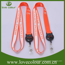 Lovecolour custom Fashion lanyards and badge holders