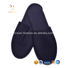 Indoor Winter Warm Cashmere Wool Slipper Shoes