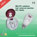 N2 + Nadia Портативная перманентная машина для удаления волос