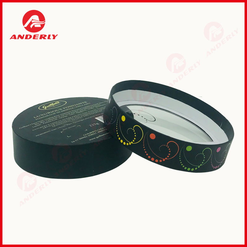 Food Grade Packaging Box Gift Chocolate Container