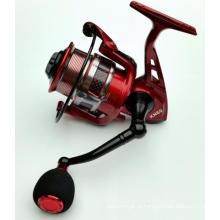 Novo produto pesca carretilha superficial carretel girando o carretel de pesca