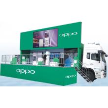 Camión LED publicitario de 9.6 m