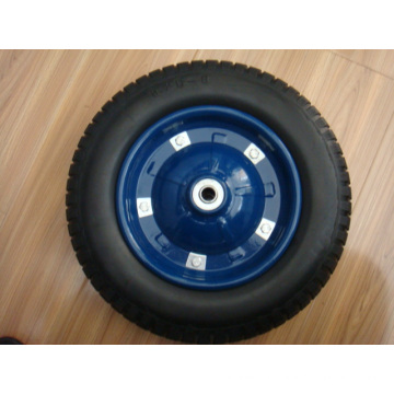High Quality PU Foam Wheel 4.00-8