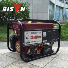 Bison China Hot Sale Modèle 3KW Générateur d'essence