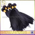 3 Pieces 14 Inch 100% Unprocessed Virgin Remy Straight Peruvian Hair