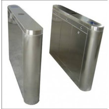 Automatic Pedestrian Barrier-Free Access Optical Turnstile