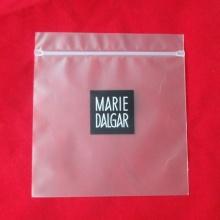 Plastikverpackungsbeutel mit Reißverschluss