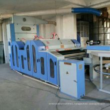 Automatic Non Woven Shopping Bag Making Fabric Product Line Machines Price1 Year Warranty