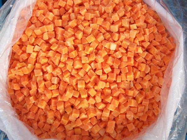 Frozen Carrots Recipes Side Dish