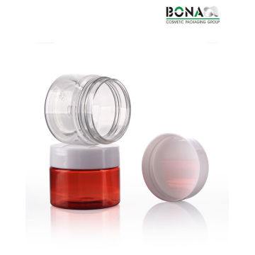 20g Best Seller Pet Plastic Jar Plastic Cream Container 2017