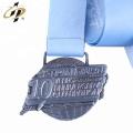 Medallas promocionales de premio de desafío de metal personalizado