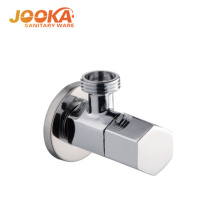 1/2 quick open bathroom hexagon zinc angle valve
