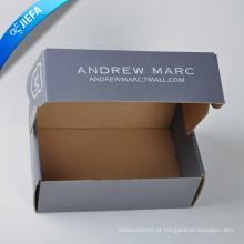 Caixa de sapatos feitos sob encomenda do fabricante de China