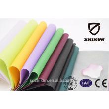 Tissu de sac à provisions en tissu non tissé à style rétro