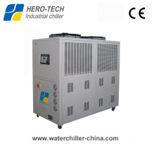 35kw Heating and Cooling Air Cooled Scroll Chiller for Injection Molding Machine