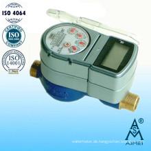 Multi-Jet-trocken-Typ IC Prepaid-Wasserzähler