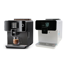 Hot Water System Fully Automatic Coffee Machine