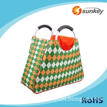 ECO friendly portable polyester shopping bags wholesale