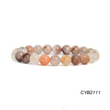 Jenia Charm Wholesale Cheap Beads Jewelry Bracelet For Natural Stone