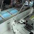 Máquina de soldadura de gancho de máscara antipolvo totalmente automatizada