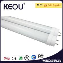Bonne qualité et prix CRI (Ra)> 80 9W / 13W / 18W LED Tube Lumière