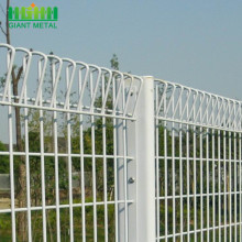 Perimeter security brc type fencing