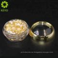 Kosmetik kompakt 10g 20g 30gold Kompaktpuder