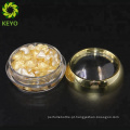 Pó compacto compacto cosmético de 10g 20g 30ggold