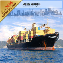 Shipping Service From Shanghai to Chittagong