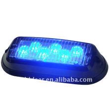 Фабрика прямых продаж авто светодиодный свет синий светодиод тире чрезвычайных фар