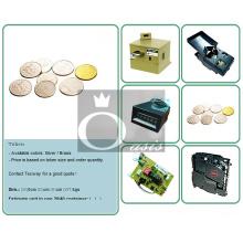 Game Machine Accessories, Token