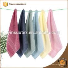 Горячее полотенце из бамбука
